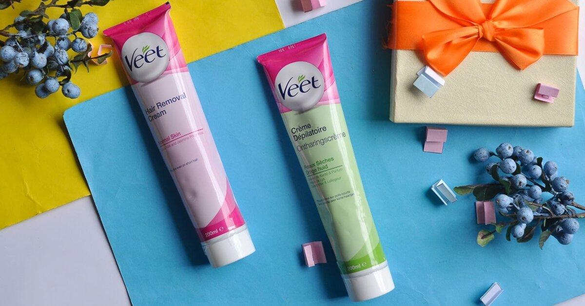 Ưu nhược điểm của kem tẩy lông Veet là gì?