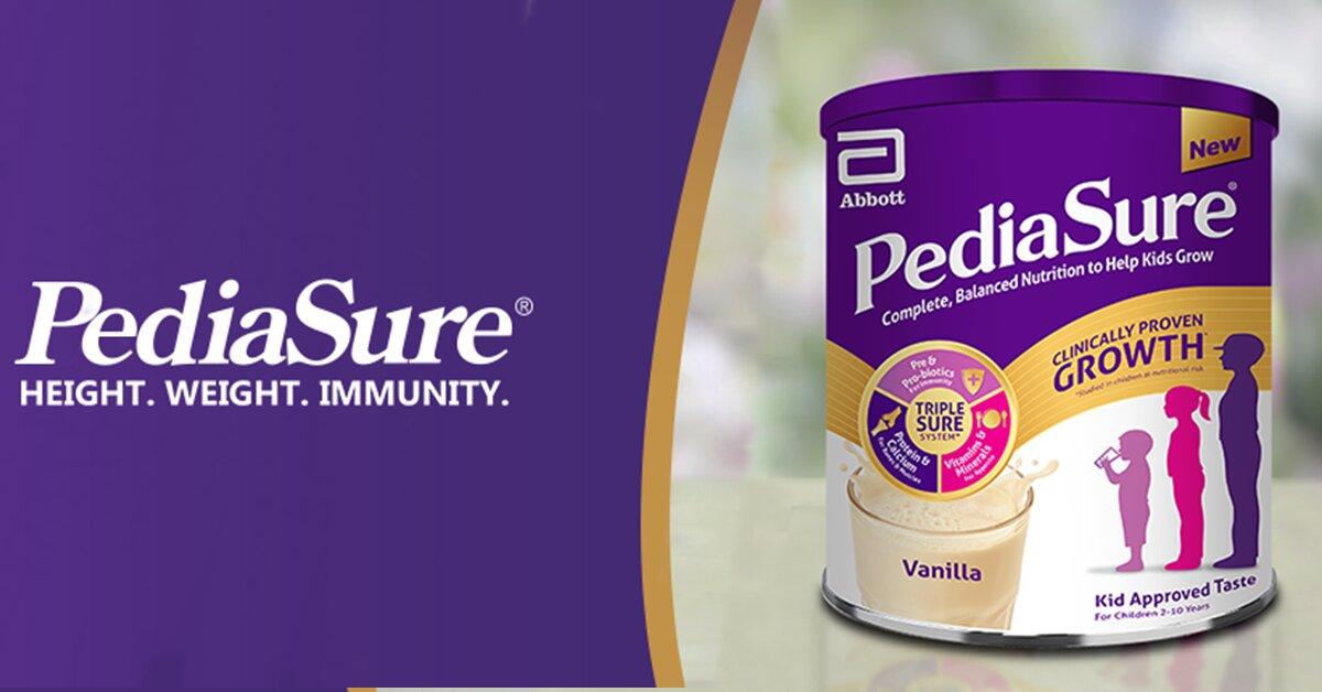 Ưu nhược điểm của sữa bột Pediasure là gì? Có nên sử dụng lâu dài không?