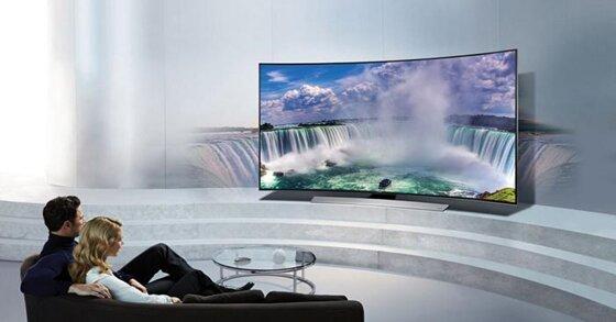 Ưu nhược điểm của tivi màn hình cong
