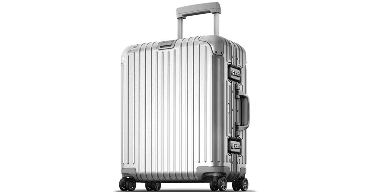 Ưu nhược điểm của vali Rimowa
