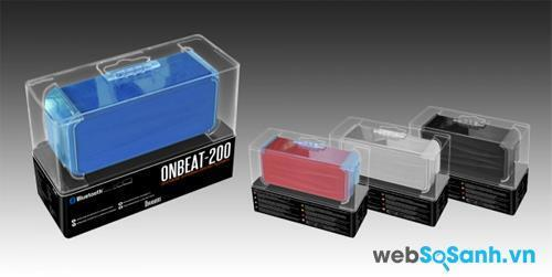 Loa di động Divoom Onbeat-200 nguyên hộp với các màu
