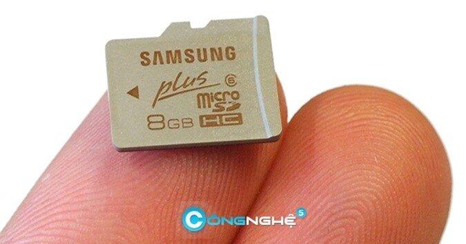 Chọn thẻ nhớ nào cho smartphone của bạn? - 3009