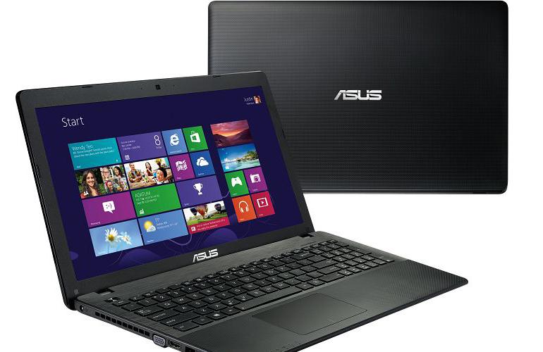 Laptop Asus X554LA