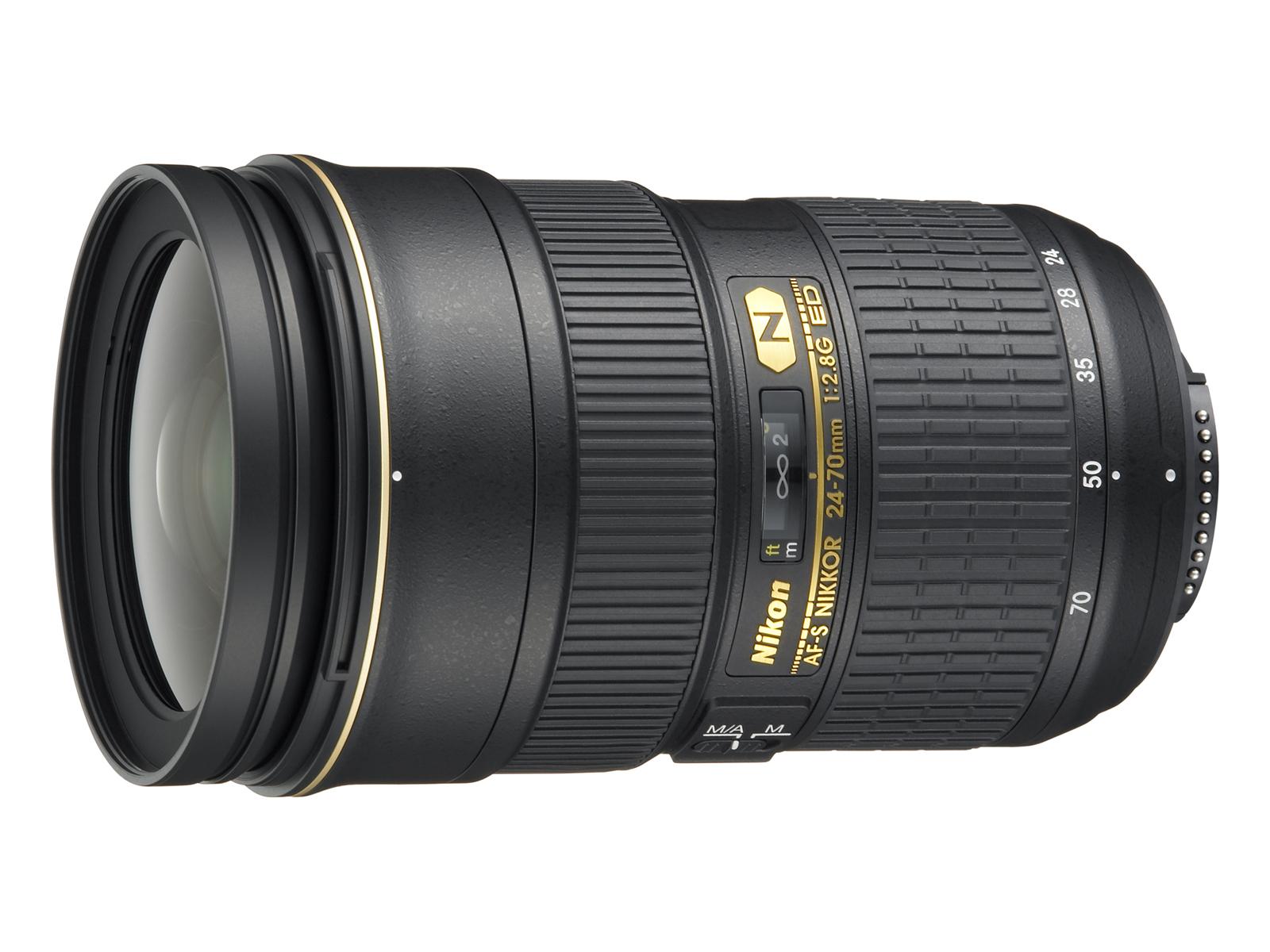 Nikon AF-S NIKKOR 24-70mm f / 2.8G ED