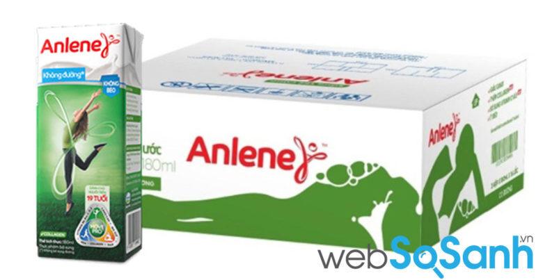 Sữa tiệt trùng Anlene không đường - dòng sản phẩm mới của Fonterra cho đối tượng tập luyện Yoga, Gym hoặc đang thực hiện chế độ giảm cân