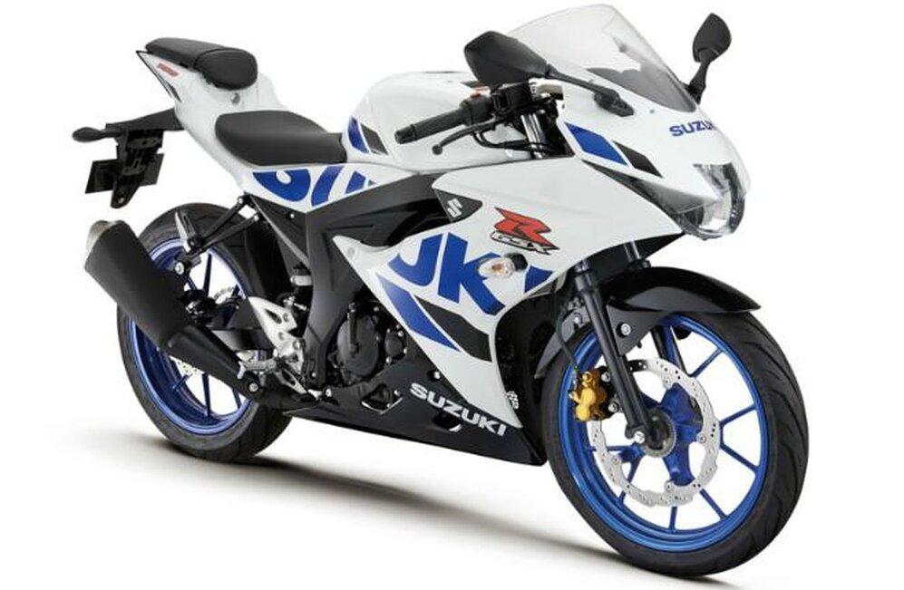 Xe côn tay Suzuki GSX-S150 2019 sở hữu động cơ vô cùng mạnh mẽ