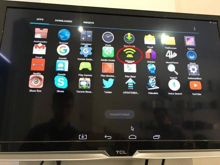kết nối điện thoại với tivi để xem video