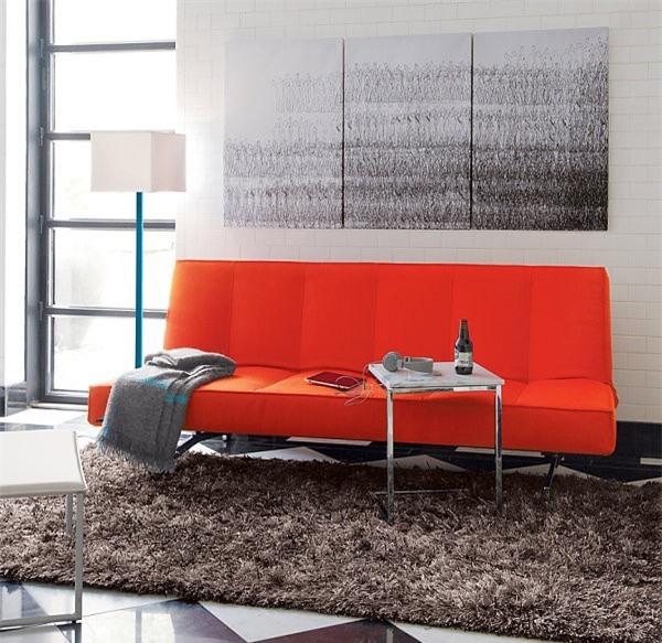 sofa đa năng có thể làm thành giường