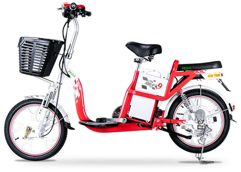 xe đạp điện pega zinger+