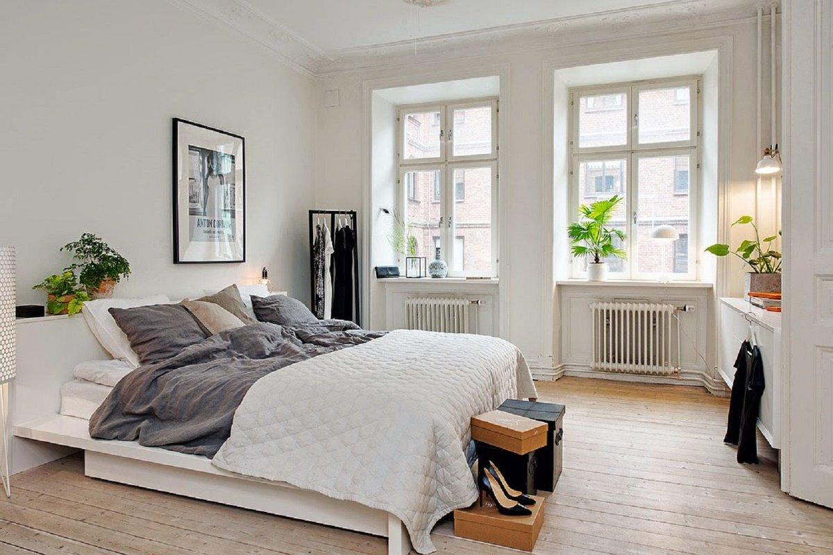 Giường ngủ đôi Kozoka Askvoll