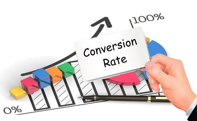 Vài lưu ý giúp bạn tăng Conversion rate cho Website