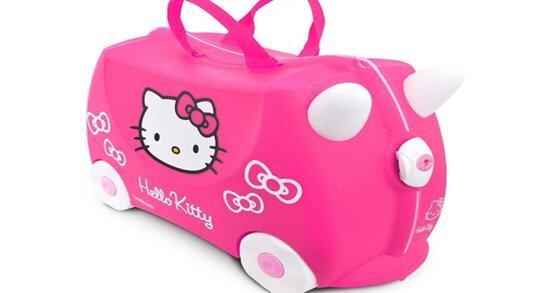 Vali kéo trẻ em Hello Kitty có những loại nào đẹp ? Bao nhiêu tiền ?