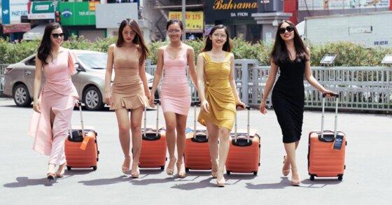 Vali mia - Địa chỉ uy tín chuyên cung cấp vali chính hãng, tốt giá phải chăng