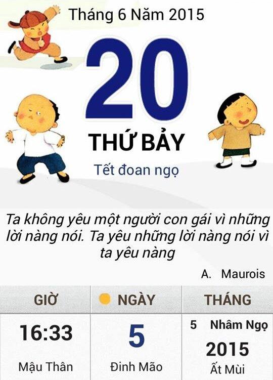 Văn khấn Tết Đoan Ngọ 5/5 âm lịch