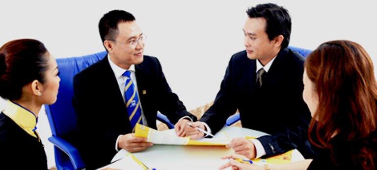Vay tín chấp ngân hàng bằng giấy phép đăng ký kinh doanh của doanh nghiệp