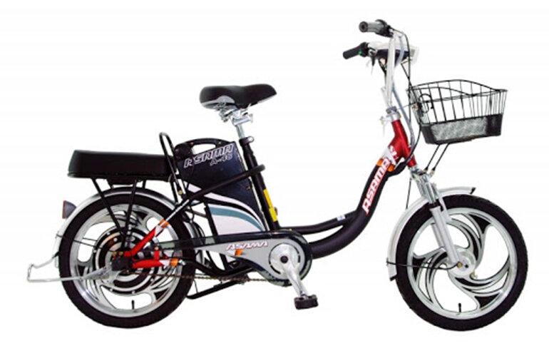 xe đạp điện asama