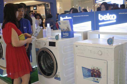 Có nên mua máy giặt Beko không ?