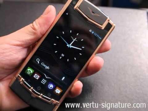 Vertu chuẩn bị ra mắt smartphone cực đắt trị giá hơn 230 triệu VNĐ