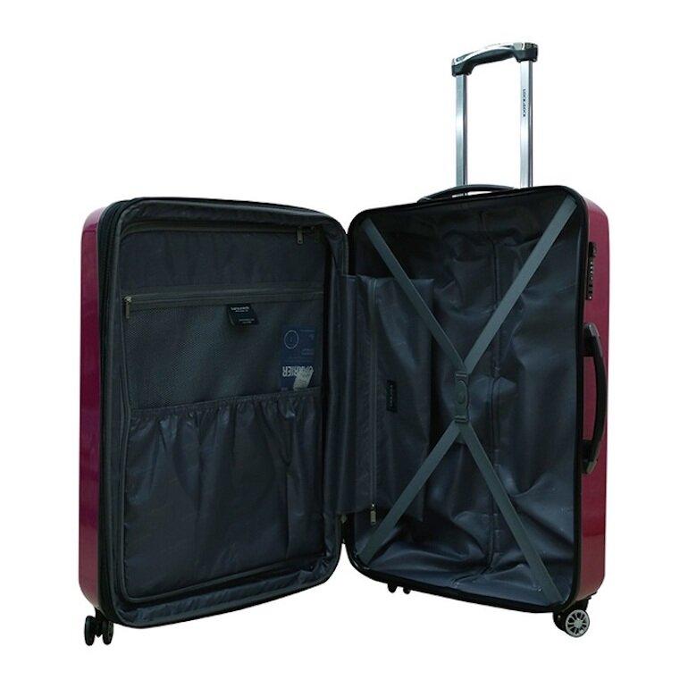 Chú ý tới trọng lượng hành lý mà vali 28 inch có thể chứa