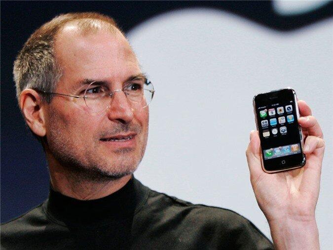 Vì đâu mà phiên bản iPhone đầu tiên có tên gọi là iPhone 2?