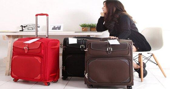 Vì sao bạn nên sắm ngay một chiếc vali kéo vải ?