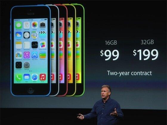 Vì sao iPhone 5c lại thất bại?