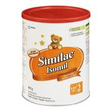 Vì sao nên chọn sữa bột Abbott Similac Isomil cho bé dị ứng sữa bò?