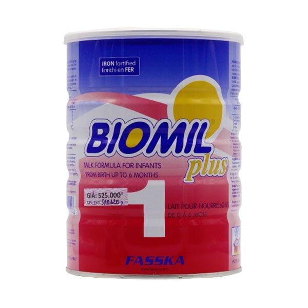 Vì sao nên chọn sữa bột Biomil Plus số 1 cho bé sơ sinh?