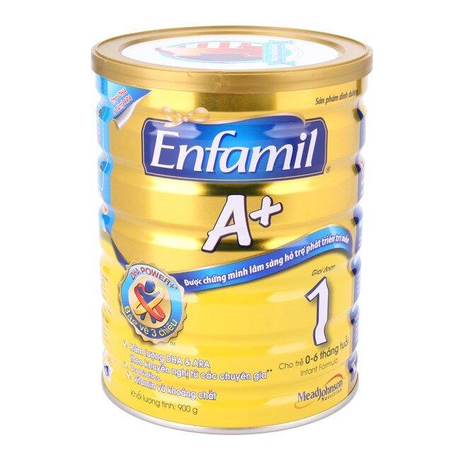Vì sao nên chọn sữa bột Enfamil A+ 1 cho bé từ 0 đến 6 tháng tuổi?