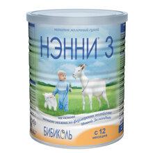 Vì sao nên chọn sữa dê công thức Nanny Vitacare Nga số 3 cho bé trên 1 tuổi?
