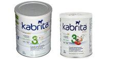 Vì sao nên chọn sữa dê Kabrita Nga số 3 cho bé trên 1 tuổi ?