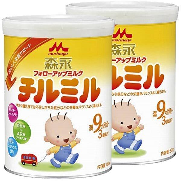 Vì sao nên mua sữa bột Morinaga cho bé?