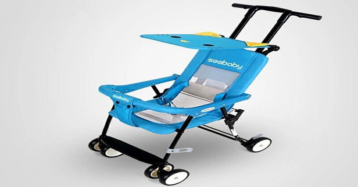 Vì sao nên mua xe đẩy Seebaby ?