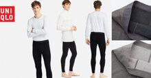 Vì sao quần giữ nhiệt nam heattech Uniqlo lại đắt khách những ngày đông lạnh giá ?
