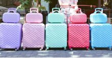 Vì sao vali kéo Thái Lan lại hot ?