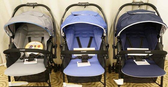 Vì sao xe đẩy Combi Handy S được nhiều mẹ bỉm sữa chọn mua cho bé ?