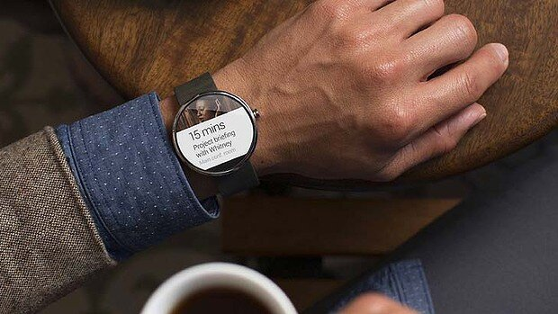 Video quảng cáo thú vị về Motorola Moto 360: chiếc smartwatch đẹp nhất hiện nay
