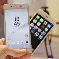 Video: So sánh tốc độ thực tế của Sony Xperia Z5 và iPhone 6