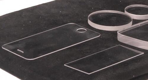 Video thử nghiệm màn hình Sapphire của iPhone 6