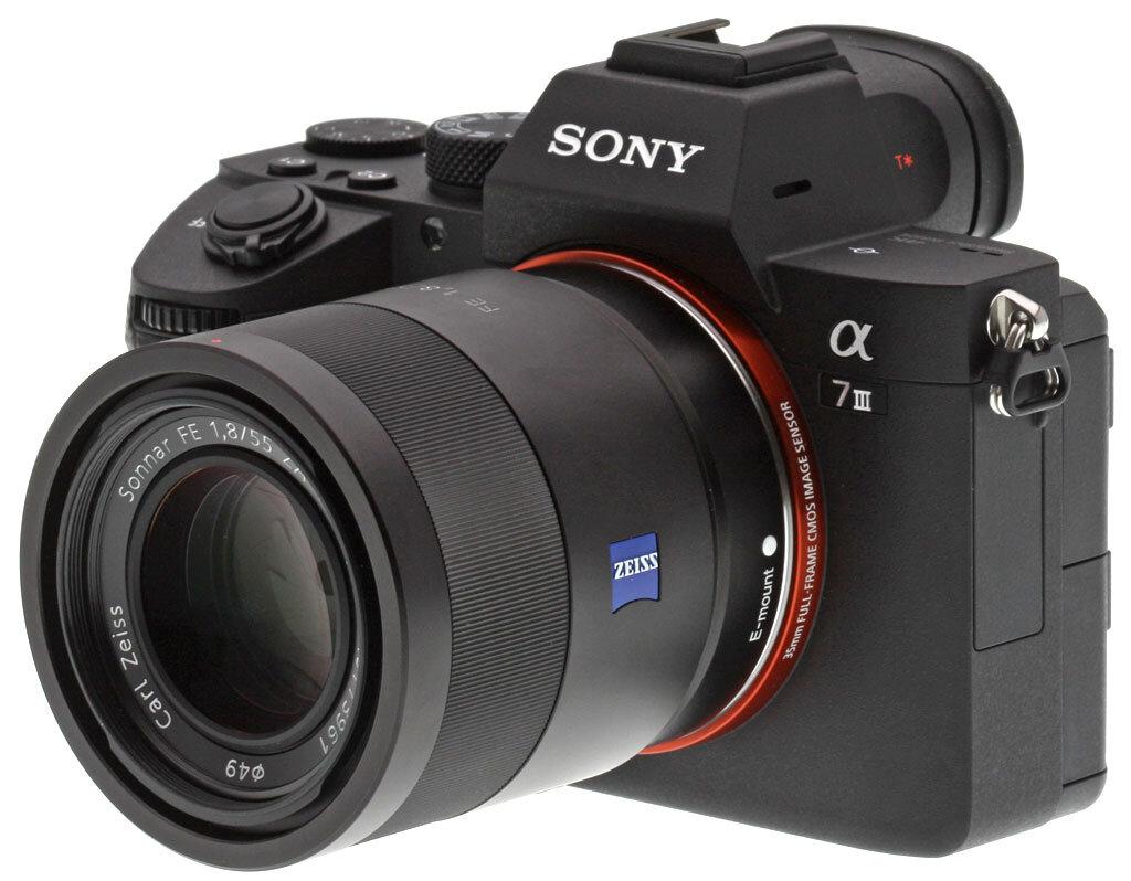 Camera cảm ứng Sony A7R Mark III