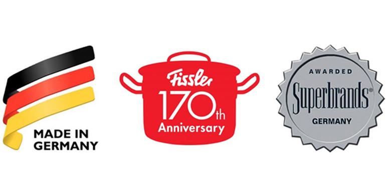 Fissler tự hào là thương hiệu danh tiếng hàng đầu của Đức trong lĩnh vực đồ dùng nhà bếp cao cấp