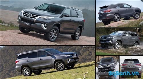 """Toyota Fortuner là """"chiến binh"""" trên địa hình offroad, nhưng vấn đề về tốc độ vẫn còn hạn chế"""