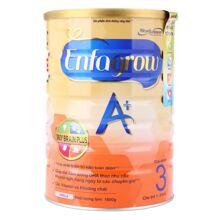 Bảng giá sữa bột Enfagrow chính hãng trong tháng 8/2017