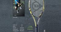 Vợt tennis Dunlop – sự lựa chọn hoàn hảo cho người chơi tennis