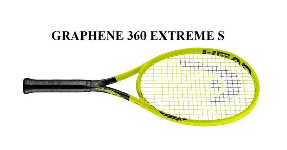 Vợt tennis Head 2019 Graphene 360 Extreme S dùng có tốt không?