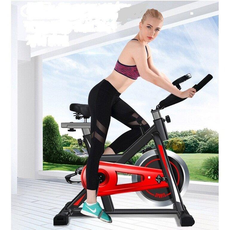 Xe đạp tập thể dục tại nhà ngày càng được nhiều người sử dụng