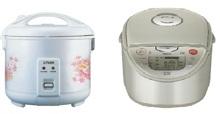So sánh nồi cơm điện Tiger JNP1800 và nồi cơm điện Toshiba RC18RHW