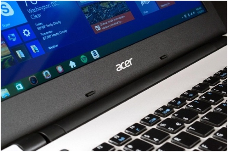 Đánh giá laptop aspire e5 của acer