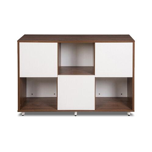 Tủ văn phòng giá rẻ LUX850-3T1