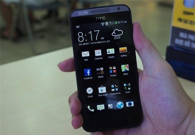 Giao diện HTC Sense